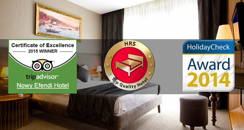 Nowy Efendi Hotel Awards