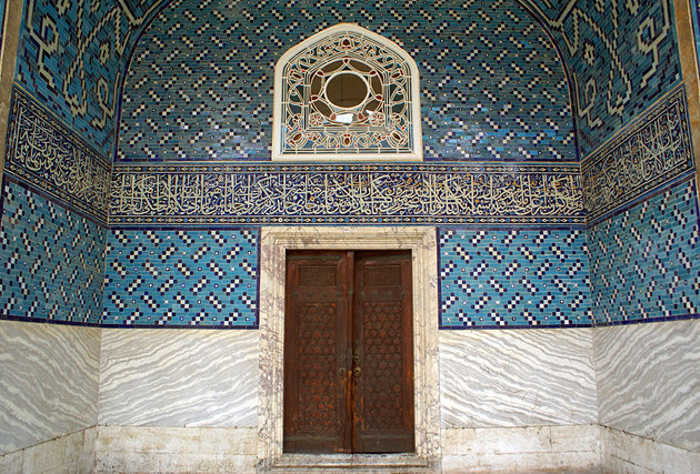 turkey-istanbul-interior-tiled-pavilion-archaeological-museum